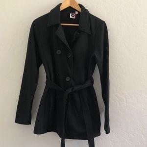 Roxy pea coat